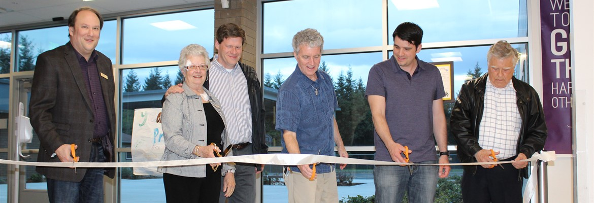 Board Members - Ribbon Cutting Ceremony
