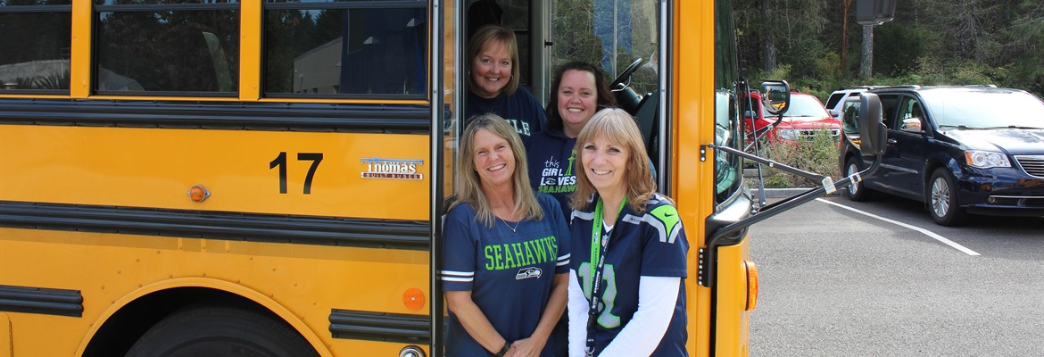 Our Amazing Bus Drivers